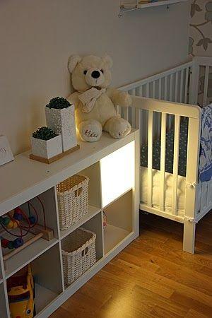 x4duros.com: IKEA-HACK: Caja de Luz para la estantería Expedit