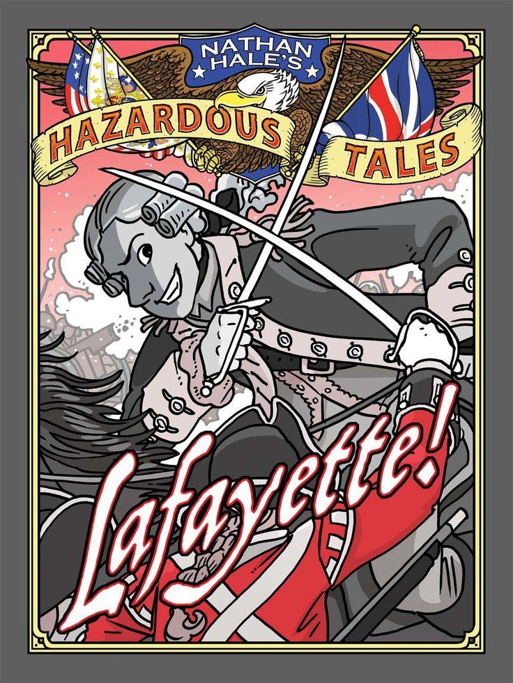 Nathan hale nathan hale graphic novel tales series