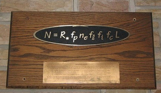 The Drake equation is a mathematical equation used to estimate the number of detectable extraterrestrial civilizations in the Milky Way galaxy. It is used in the field of the Search for ExtraTerrestrial Intelligence (SETI). The equation was devised in 1961 by Frank Drake, Emeritus Professor of Astronomy and Astrophysics at the University of California, Santa Cruz. {Wikipedia}