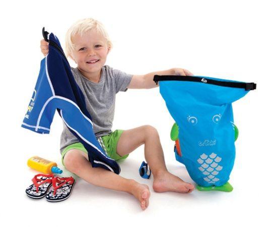 Trunki PaddlePak Sırt Çantası Mavi - Bob #sırtçantası #çocukçantası #backpack #paddlepak #trunki