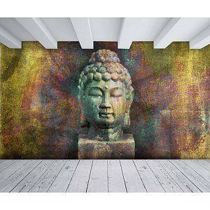 Fotobehang Yoga - Buddha 2