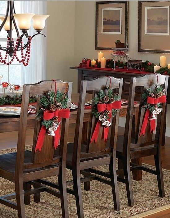 56 best chair covers images on pinterest | chair covers, christmas