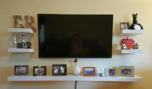 Television Wall Mount Ideas