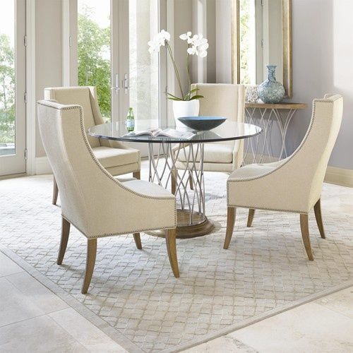 Monterey Round Dining Table By Bernhardt Baer S