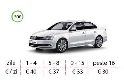 Inchiriaza Vw Jetta in Timisoara  Inchirieri auto Vw Jetta preturi de la 30 €