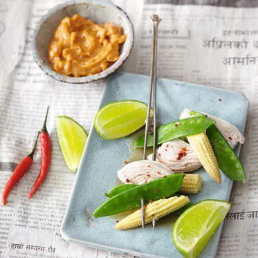Thai-Fondue Rezept