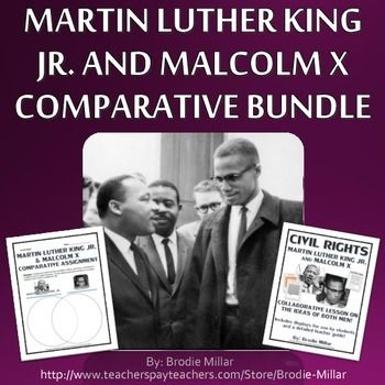 a analysis of the lifes of martin luther king jr and malcolm x The boycott raised an unknown clergyman named martin luther king, jr,  dr martin luther king, jr and rosa parks in montgomery, alabama during the 1955 bus boycott.