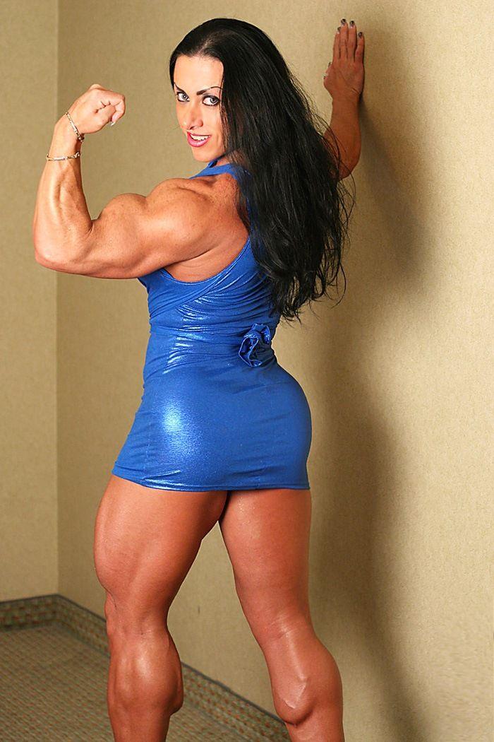161 best Female Bodybuilders images on Pinterest | Female