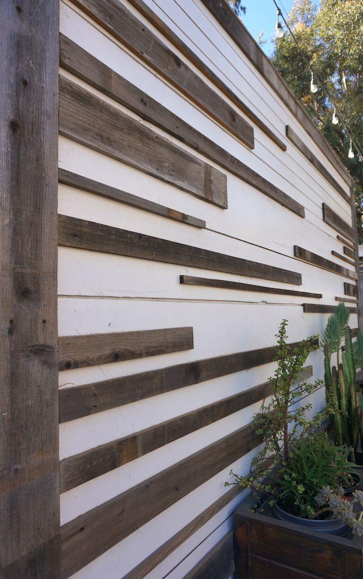 Reclaimed Wood Los Angeles Santa