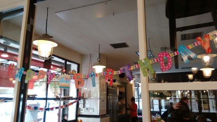 Happy Birthday in Salotto