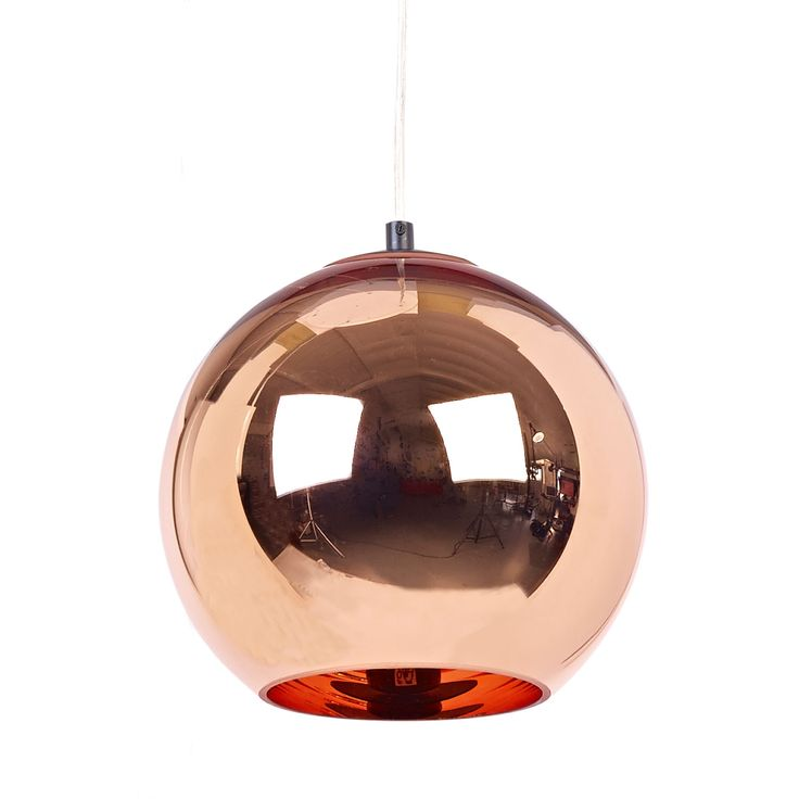 Copper Shade pendel, small från Tom Dixon – Kjøp møbler online på ROOM21.no