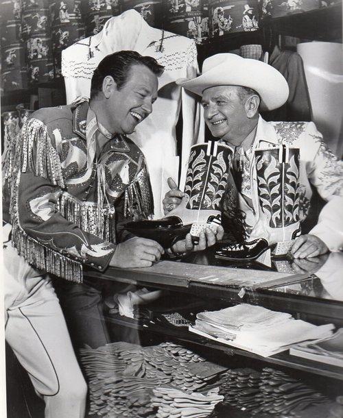 Nudie Western Wear, vintage 1950s western wear