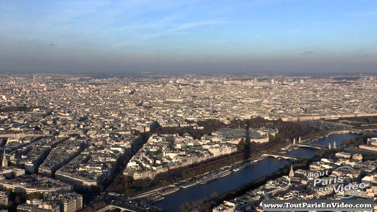 Tour Eiffel - Paris (Full HD)
