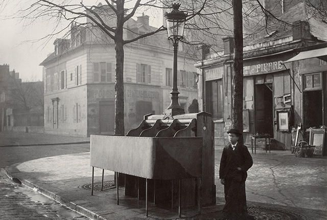 Check Out 9 Public Urinals From 19th Century Paris | Mental Floss
