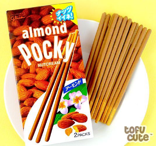 Japanese Pocky | Japanese Pocky - Almond Nutcream