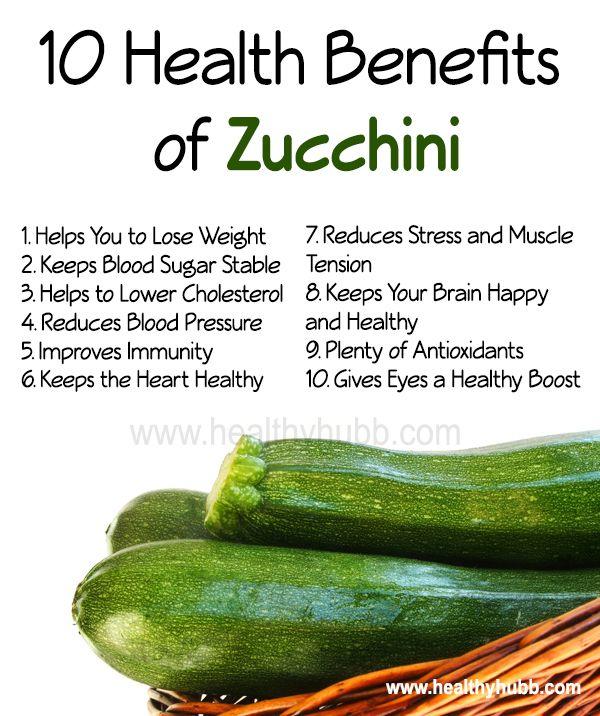 10 Powerful Health Benefits of Zucchini