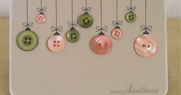 button crafts for adults | ScribbleBlog-Inspiring Creativity » DIY holiday crafts