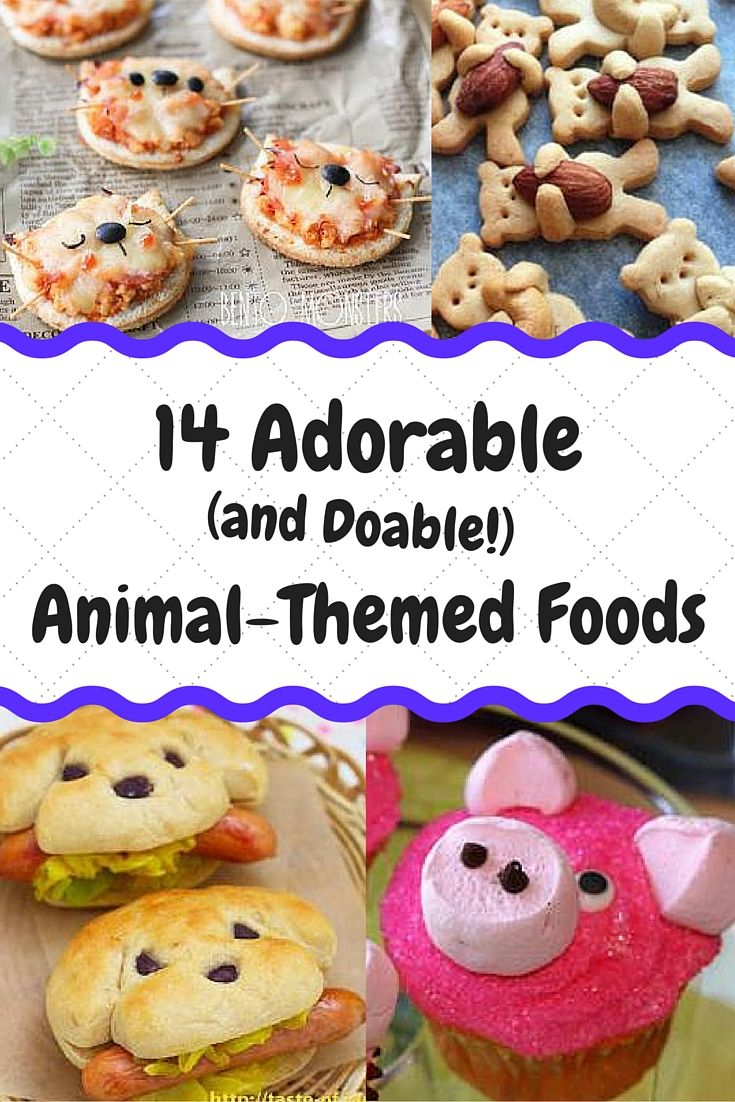 Super cute food in MINUTES! These adorable snacks are perfect for any party or gathering. Who are we kidding? They're perfect for any day!