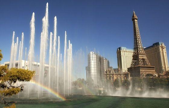"""""""That's Vegas, baby!"""" del turistapercaso Stefano Concetti a Las Vegas #buongiorno"""