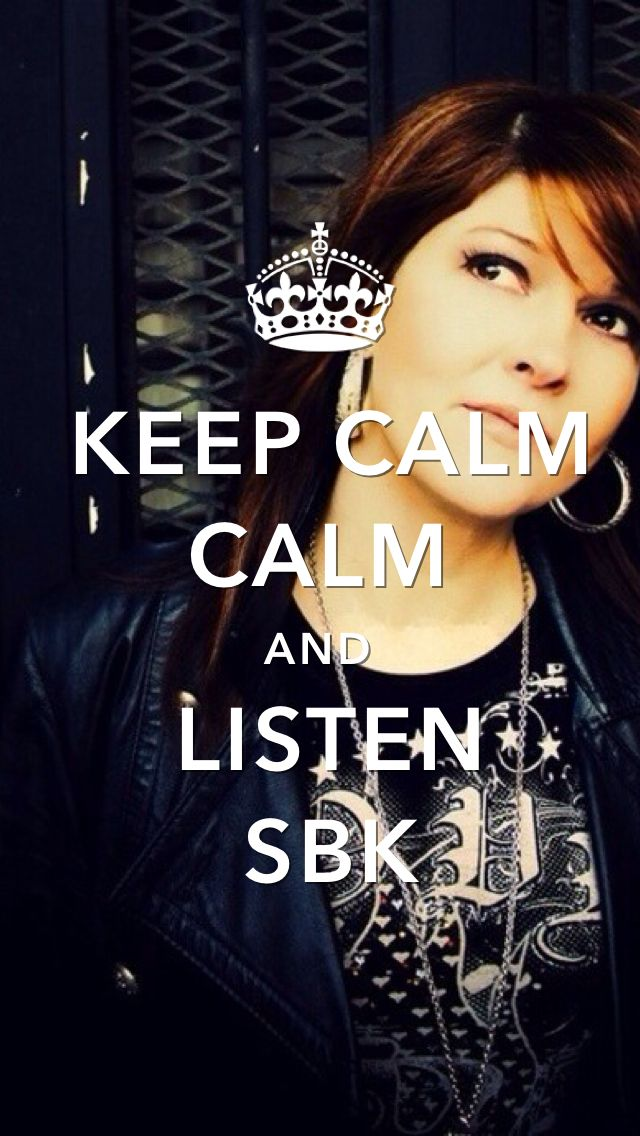 Keep Calm and Listen to Sarah Beth Keeley #SBK
