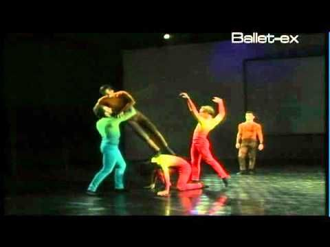 Ballet-ex: Trailer spettacolo So far 2015