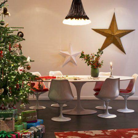 Χριστουγεννιάτικη διακόσμηση Σαλονιού_17