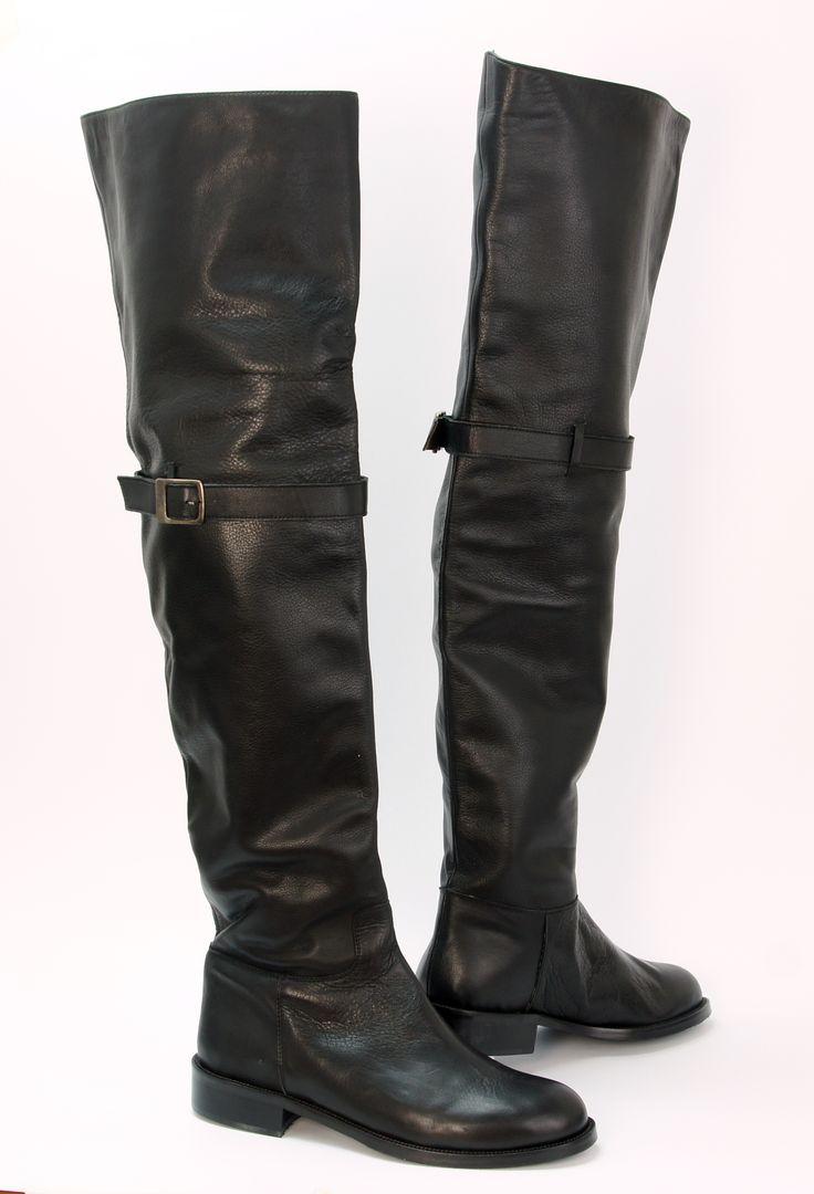 stivali Runnerbull modello Pirata - Runnerbull Boots model History Pirate