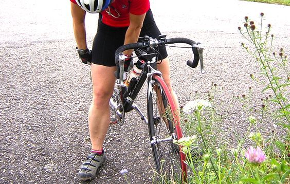 Cycling is gentle on the joints—until it's not. Tease out these common causes of knee strain to keep your hinges pain-free.