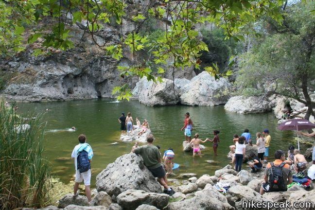 Malibu Creek State Park Rock Pool