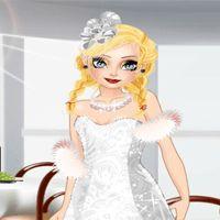 Elsa Düğün Günü oyunu oyna,Elsa Düğün Günü oyunları,Elsanın bu mutlu gününde…