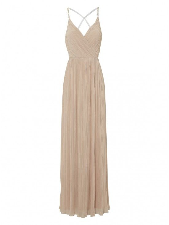 Love THIS, my runner up dress -LB Diamante Strap Maxi Dress | Jane Norman