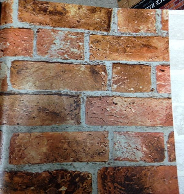 faux brick wallpaper9 - photo #25