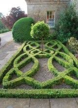 boxwood knot Garden, just beautiful