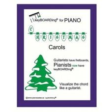 Guitarists have to fretboard to visualize their chords, now pianists have keyBOARDing.  Learn to chord for Christmas with keyBOARDing.
