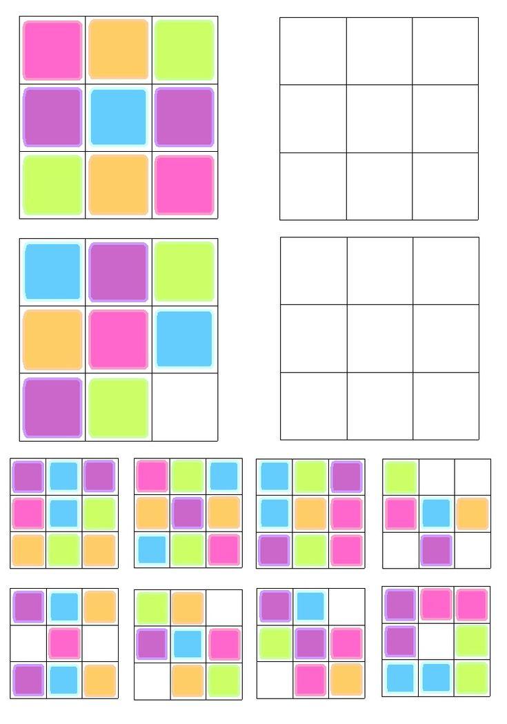 Quelques documents pour des ateliers de type montessori, MS, fiches Piky, abécédaire, puzzles numériques, spacialisation avec des glaçons colorés, abécédaire, photos
