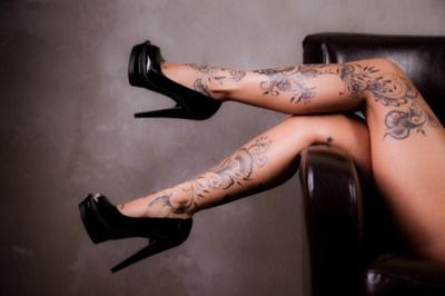 Oooohhh...: Tattoo Ideas, Sho, Girls Tattoo, Body Art, Legs Tattoo, High Heels, Tattoo Art, Tattoo Legs, Tattoo Ink