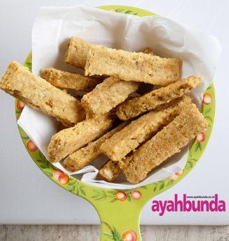 Biskuit Ubi Havermut :: Tuber Havermut Biscuit :: Klik link di atas untuk mengetahui resep biskuit ubi havermut