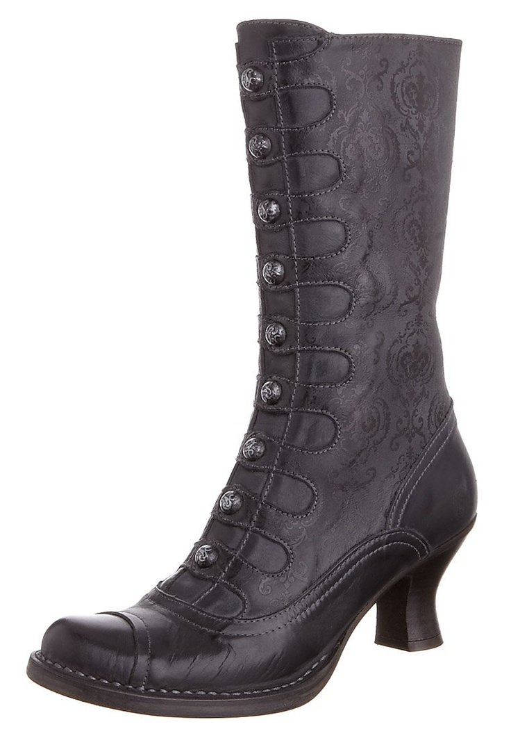 Neosens Rococo Boots - I do have a pair of Victorian boots from this line; they're great.