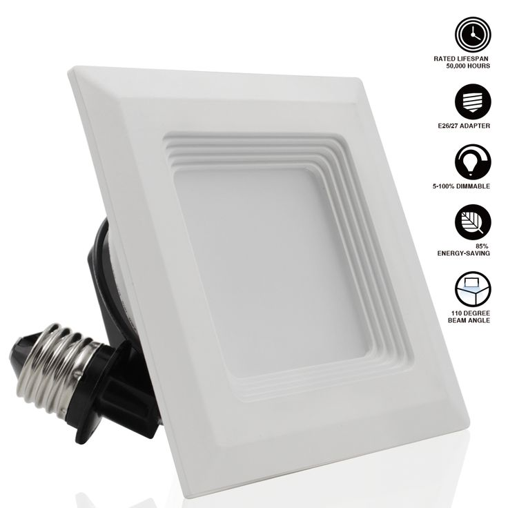 Recessed Lighting Likable Square Recessed Lighting Trim: Inch Square Retrofit Led Recessed Light   Torchstar Square Recessed Lighting Trim Square Recessed Lighting Trim 8 Inch