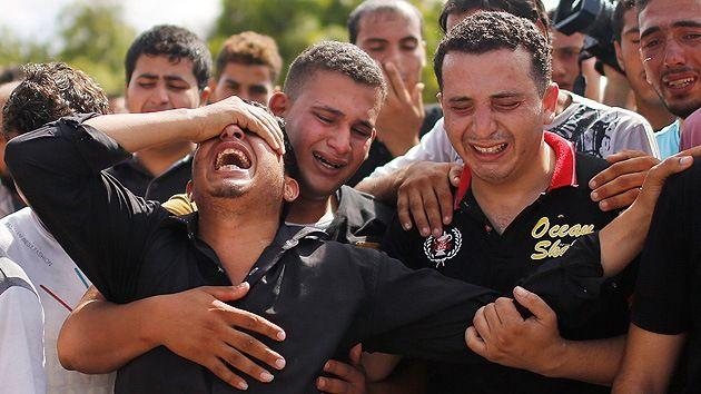 LA VOZ DE SAN JOAQUIN: Minuto a minuto: Israel invade la Franja de Gaza
