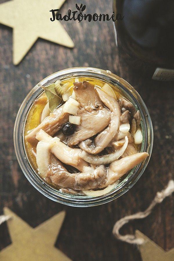 Boczniaki herbaciane » Jadłonomia · wegańskie przepisy nie tylko dla wegan