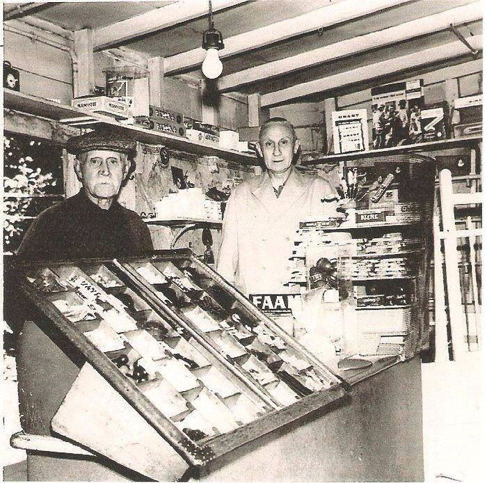 Broeders van Toor snoepwinkel