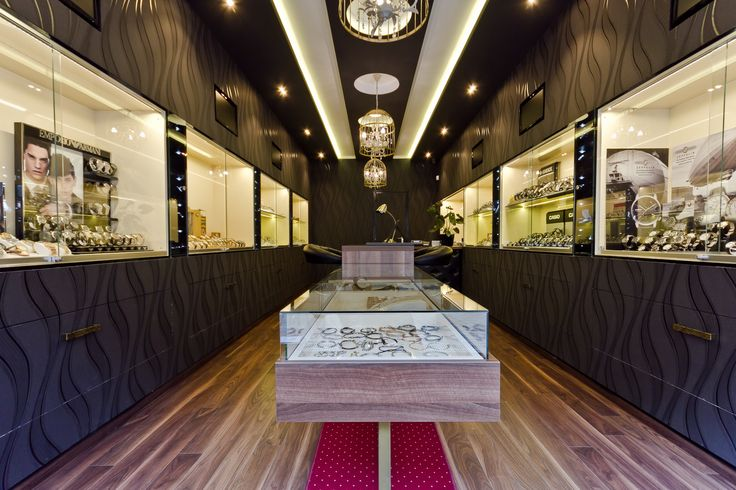 #watch #store #interior #design