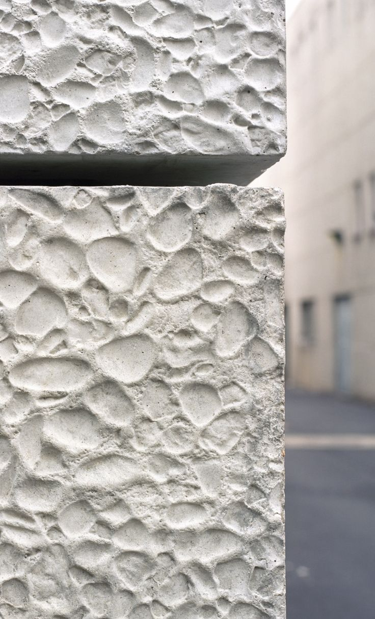 concrete texture |Shared by Sparano + Mooney Architecture|