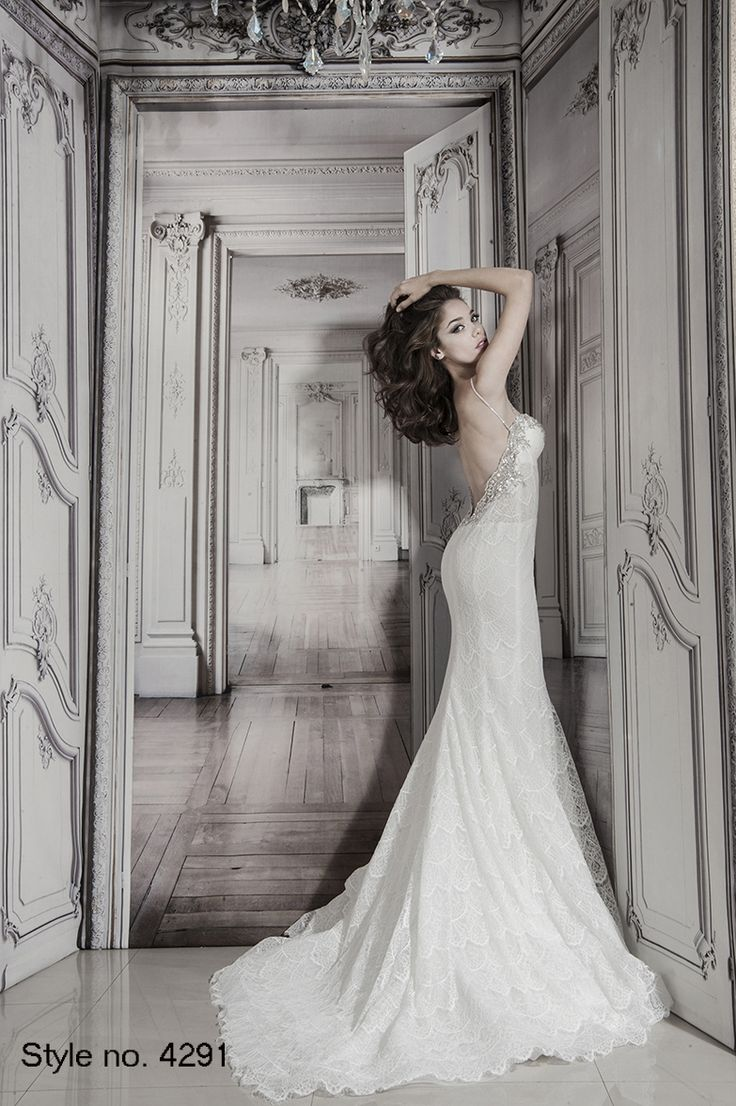 73 best pnina tornai 2014 spring collection images on for Used pnina tornai wedding dress
