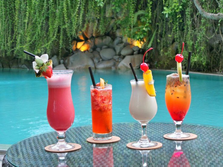 Cocktails and Mocktails at Mase Kitchen & Wine Bar Seminyak Bali