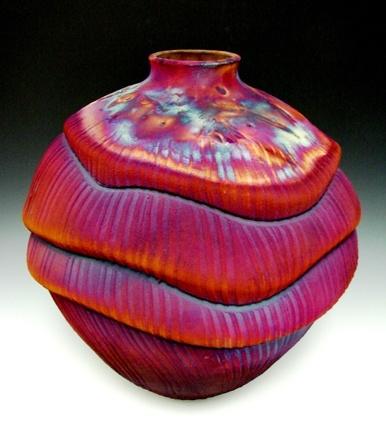 Pottery: Raku Pottery, Color, Pottery Pottery, Art Pottery, You, Pottery Ceramics, Pottery Ceramic Vases