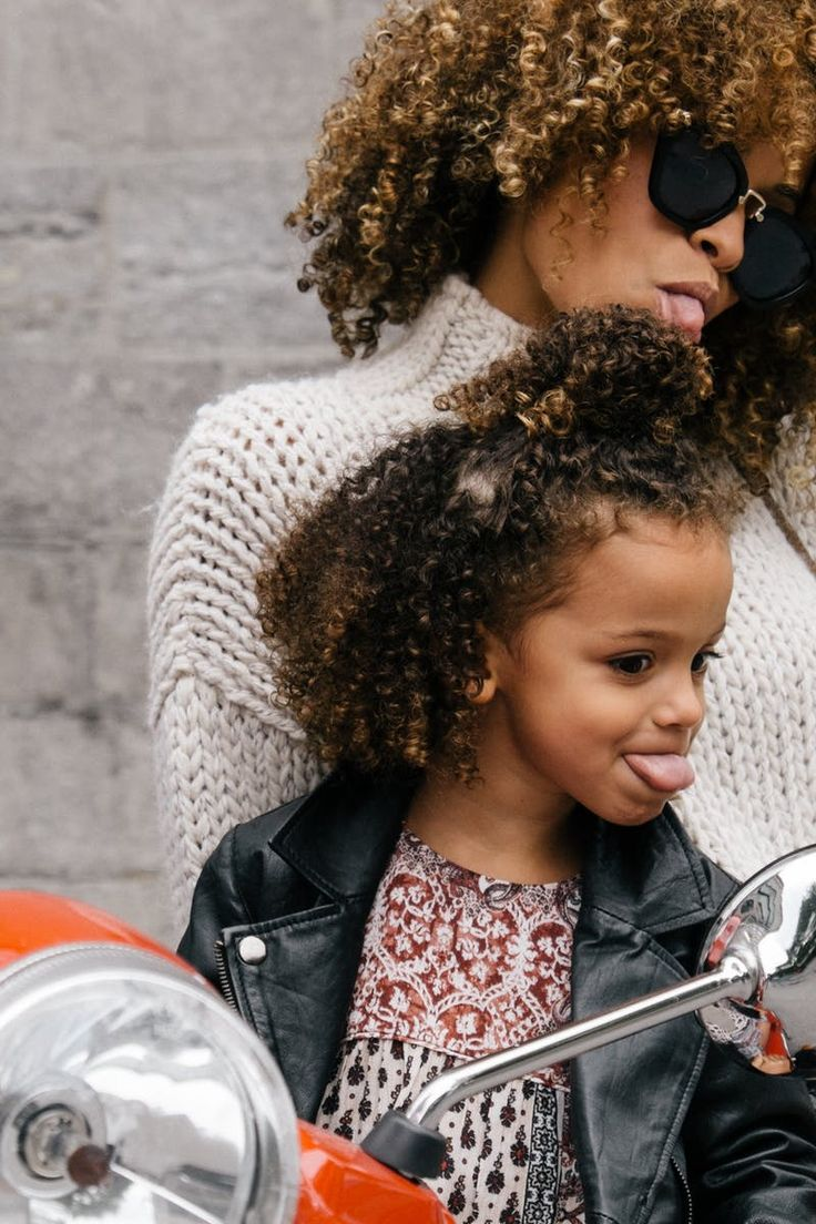 Mother - Daughter Hair Inspo