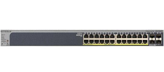 ProSafe 24 Port Gigabit Switch - NETGEAR - GS728TP-100NAS