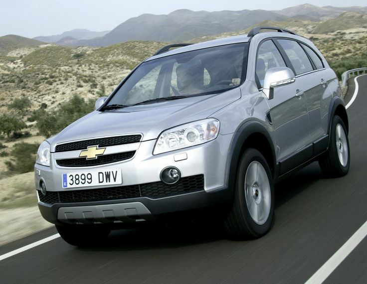 Chevrolet Captiva for sale - http://autotras.com